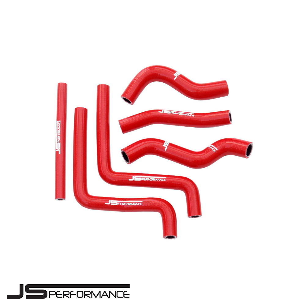 JS Performance Honda CR125 (2001-2002) Silicone Coolant Hose Kit - JSMOHO004