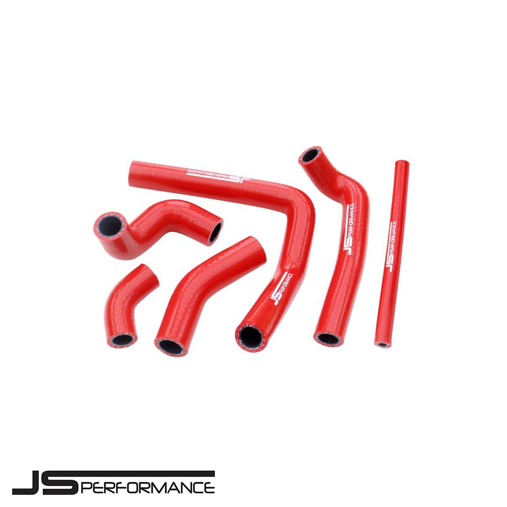 JS Performance Honda CR250 (2002-2004) Silicone Coolant Hose Kit - JSMOHO006