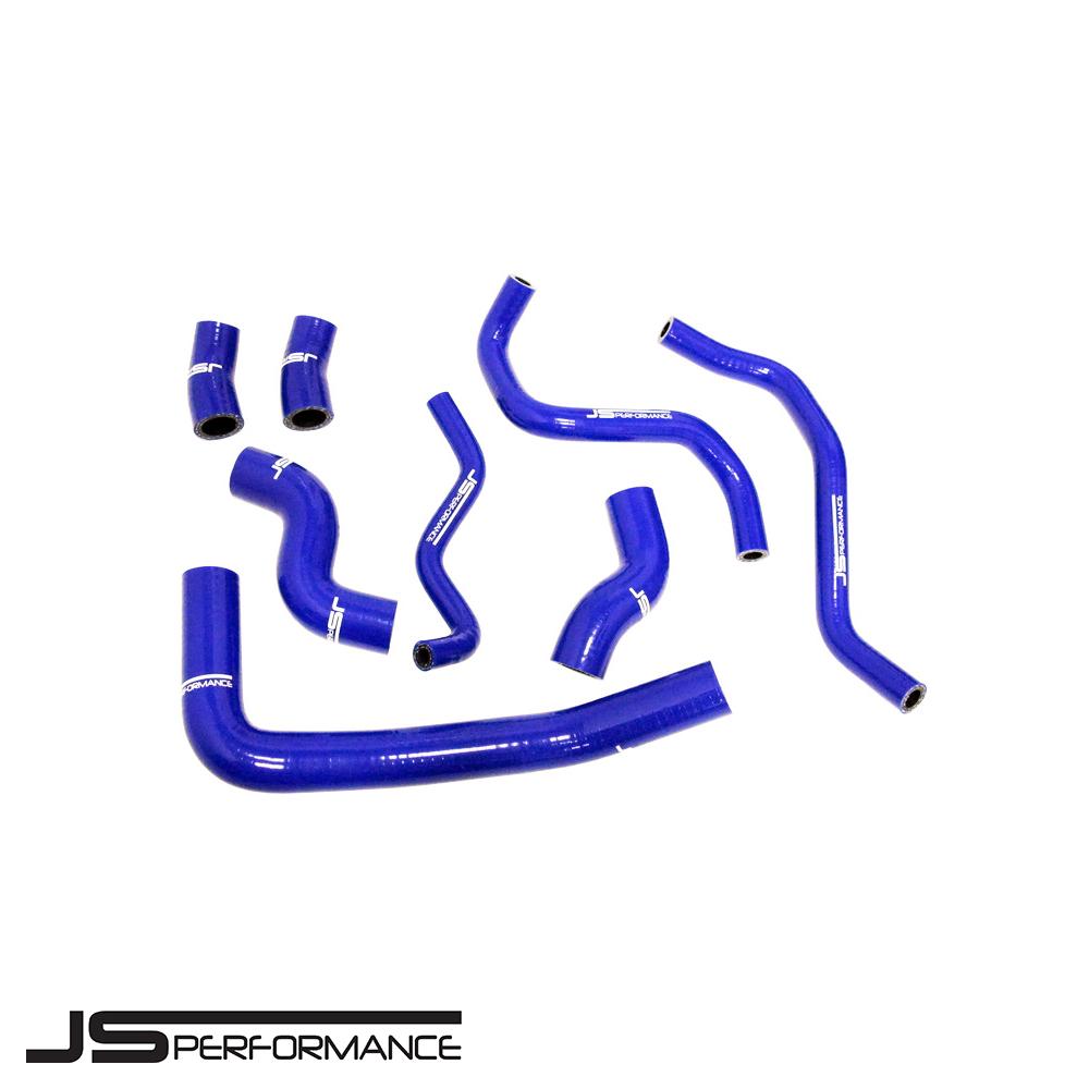 JS Performance Suzuki SFV650 Gladius (2009-2016) Silicone Coolant Hose Kit - JSMOSU012